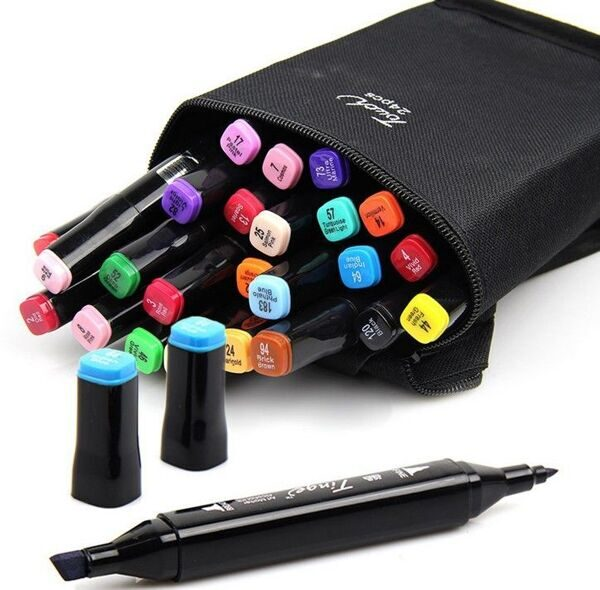 New-design-Acrylic-Marker-storage-Markers-Holder